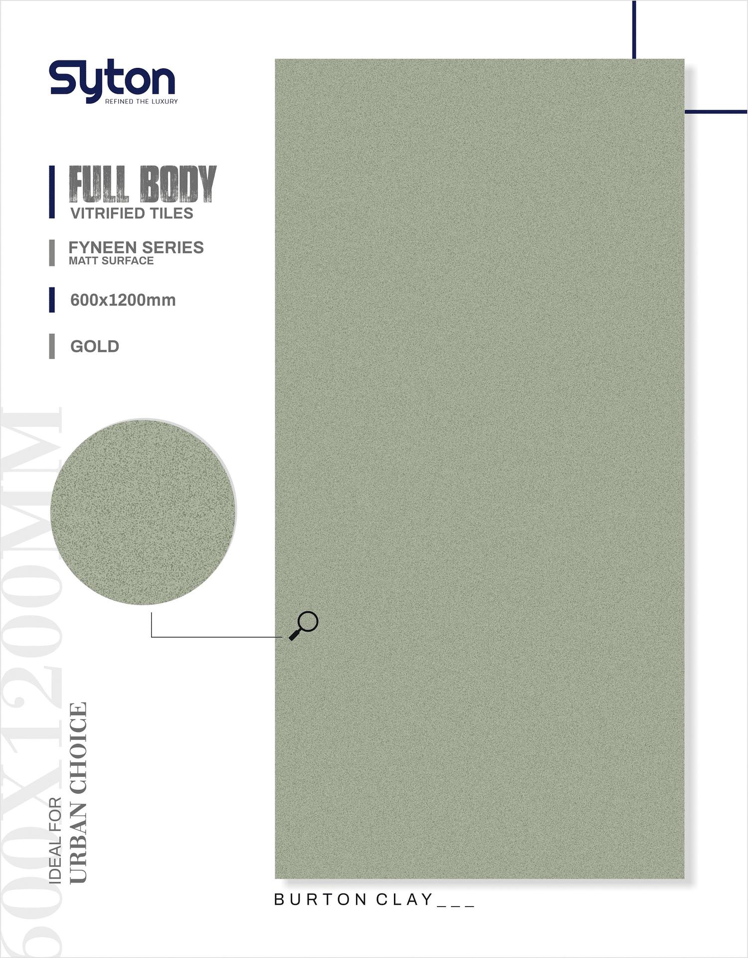 Cerajot Ceramic Full Body Vitrified Tiles 600 x 600 MM